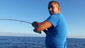 Kaçan Balık Bazen Gerçekten Büyük Olur!
