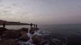 Adana at-çek ile levrek avı