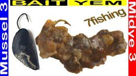 Balık yemi midye içi iğneye nasıl takılır?