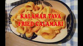 Çok Kolay Kalamar Tava Tarifi – Fried Squid