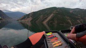 Dev Alabalıklar İçin Kürtün Barajına Gittik. #kampvebalık